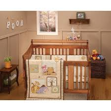 Woodland Nursery Bedding Could Be The Choice To Baby Bedding With Theme  Winnie The Pooh Crib
