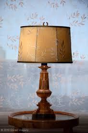 Japanesestylebrieffashionsolidwoodbedsidetablelamp - Livingroom lamps