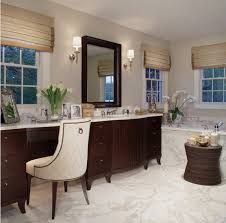 Vanity Stools For Bathrooms Simple 48 Pretty White Chairs In The Bathroom Home Design Lover