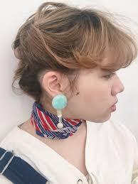 2016年春夏トレンドスカーフチョーカーヘアスタイルで作れる簡単