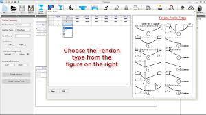 Post Tension Design Software Pt Designer Design Of Post Tensioned Concrete Floors