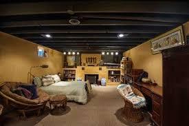 unfinished basement ceiling ideas. Modren Unfinished Ideas For Basement Black Ceiling And Unfinished Basement Ceiling Ideas A