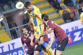 FROSINONE, TESTA DI NOVAKOVICH E GRANDE CUORE: BATTUTA LA SALERNITANA 1-0 –  Frosinone Calcio Magazine
