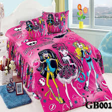 architecture monster high full comforter set kids bedding sets for girls as queen with luxury 13