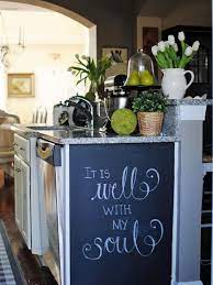Chalkboard Paint Ideas For The Kitchen Diy