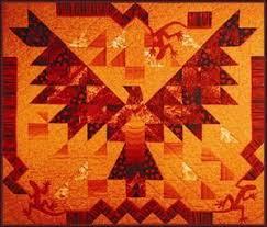 Best 25+ Indian quilt ideas on Pinterest | Southwest quilts, Quilt ... & Cloud Dancer Wall Quilt Pattern by Arlene Walsh by CloesCloset Adamdwight.com