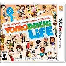 Nintendo Tomodachi Life Simulation Game Nintendo 3ds Ctrpec6e