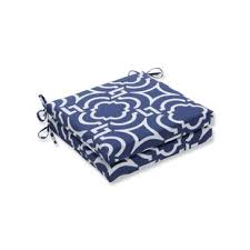 indoor outdoor dining chair seat cushion set of 2