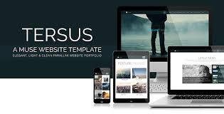 Muse Website Templates Fascinating 48 Best Adobe Muse Templates Free Premium Download