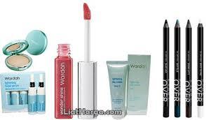 gambar harga produk wardah kosmetik
