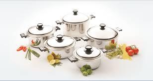 Kitchen Craft Cookware – The Original Waterless Cookware