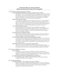 Annotated Outline Apa Example Sample Apa Annotation Annotated