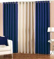Designer Curtains Flipkart Innovative Edge 274 5 Cm 9 Ft Polyester Long Door Curtain Pack Of 3