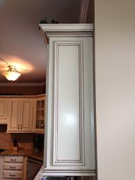 Trim For Cabinets Antique White Kitchen Cabinets With White Trim 05405520170514