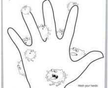 Small Picture Hand Washing For Kids Coloring Pages FunyColoring