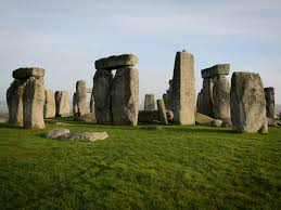 It is composed of earthworks surrounding a circular setting of large standing stones and is one of the most famous prehistoric sites in the world. Views Of Stonehenge Cbs News