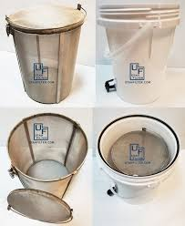 this cold brew coffee bucket kit is a great inexpensive way to get started making cold brew in smaller batches we start with a food grade sealable 5
