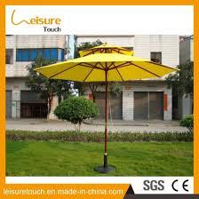 yellow patio furniture. Wooden Frame Outdoor Patio Furniture Two Layers Yellow Color Parasol Garden  Sun High Quality Umbrella Yellow Patio Furniture