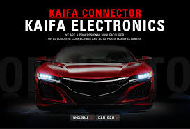 yueqing kaifa electronics co , ltd auto connector, wire harness Wire Harness Assembly Boards at North American Wire And Harness Expo