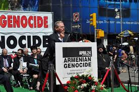 nyc recognize the n genocide commemorate the on sunday afternoon