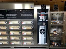 Oyster Vending Machine Stunning Ile De Re Oyster Distributor Machine