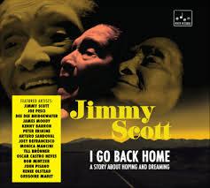 I GO BACK HOME JIMMY SCOTT FEATURING DAVID RITZ