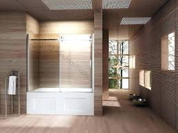 frameless bathtub doors bathtub doors alcove glass sliding bathtub door frameless shower doors polished nickel