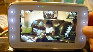 motorola 2 baby monitor. motorola mbp38s-2 review: digital video baby monitor with two cameras 2 .