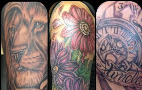 Win A Tattoo Half Sleeve Or A Cover Up Tattoo65000 Dollar Value