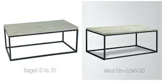threshold coffee table discussion to lovable coffee table weathered gray target threshold marble and target