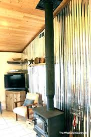 corrugated metal bathroom panels for interior walls outstanding wall me metal wall coverings for interior well suited design corrugated