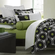green and black comforter sets queen regarding echo that s fl set plan architecture