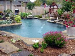 Landscape Small Red Rock Landscaping And Garden Design Ideas Winning Lava  Colors For Backyard With Regard ...