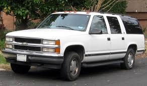 1999 Chevrolet Suburban Specs and Photos | StrongAuto