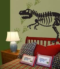 dinosaur bones tracks wall decals stickers on dinosaur bedroom wall stickers with dinosaur bones tracks wall decals stickers library summer