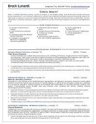 brock lunardi clinical analyst resume brock lunardibrock lunardi kingwood  tx 832 457 7473 - Functional Analyst