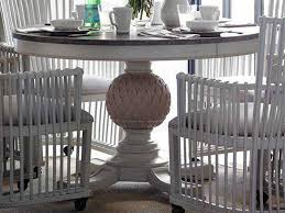 stanley furniture preserve orchid 48 round artichoke pedestal dining table