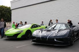 Lamborghini Newport Beach Supercar Show Agera R Ccx Sv And
