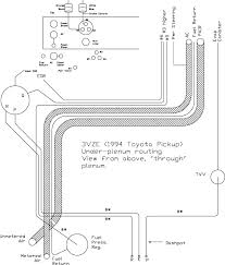 vacuum lines routing toyota 4runner forum largest 4runner forum attached under plenum jpg 106 4 kb