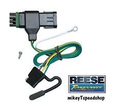 chevy truck trailer wiring harness 95 99 tahoe trailer hitch wiring harness towing 4 way wire adapter t