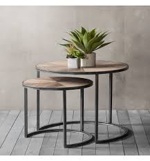 nest of tables alderford interiors
