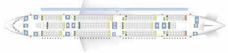 79 Explanatory Etihad Seating Plan A380