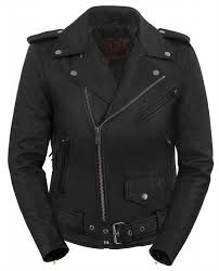 image is loading true element womens classic belted motorcycle leather jacket