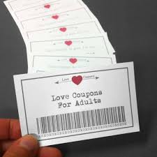 Downloadable Coupons Love Coupons 39 Printable Coupons Valentine Printable Etsy