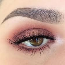 things that women do in order to achieve the makeup look that they want is to make their eyes appear bigger than usual especially eye makeup for small