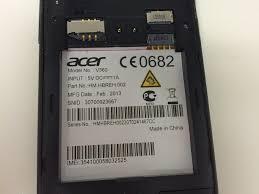 Acer Liquid E1 Teardown - iFixit