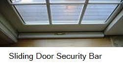 How to Make a Sliding Door Security Bar