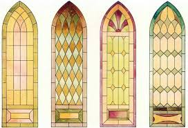 Stainglass window designs Flower Another Point Is That Some Modern Windows Fall Short Of The Medieval Standards Because They Are Not In Keeping With The Architecture Of The Building In Shutterstock See The Light Antique Stained Glass Church Window Designs 1924
