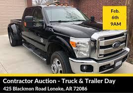 Feb. 6) Truck & Trailer Day- Contractors Truck & Equipment Auction ...