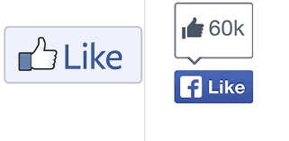 facebook like button. Interesting Button PHOTO Facebook Has Dropped The Thumbs Up As It Rolled Out A New  To Like Button